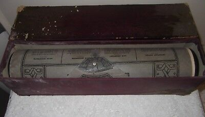 A Vintage Piano Roll Full Scale No 21946 (Untested)