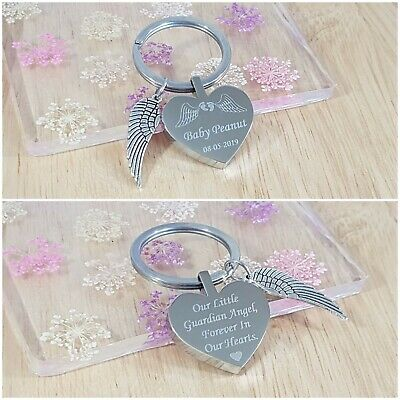 Personalised Memorial keepsake Infant Loss, Angel Baby, Miscarriage, Remembrance
