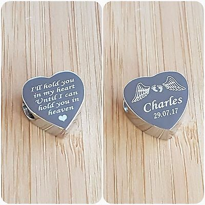 Memorial keepsake Personalised Infant Loss, Angel Baby, Miscarriage, Remembrance