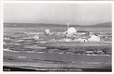 Dounreay Atomic Power Station, Nr DUNNET, Caithness RP