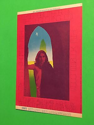 Big Brother & The Holding Co.~The Youngbloods~The Electric Flag~BG#104Handbill