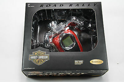 Harley Davidson Road Rally Electronic Game by Radica New in Box