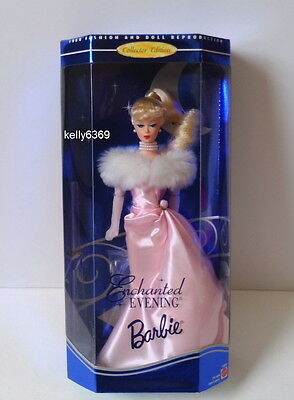 BARBIE Dolls **ENCHANTED EVENING REPRODUCTION** Fashion Doll NEW