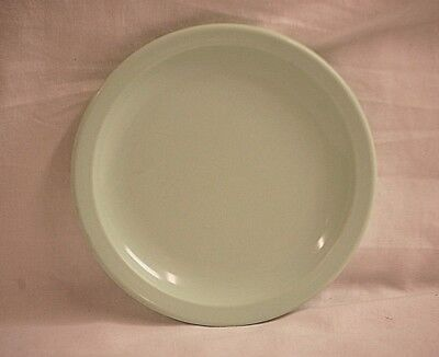 """Old Vintage Dallas Texas Ware 6-3/8"""" Bread & Butter Plate Pastel Green MCM USA"""