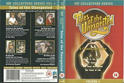 Tales Of The Unexpected - Vol. 4 [DVD] - DVD  XWVG The Cheap Fast Free Post