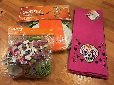 B73- Halloween Mixed Lot - Day of the dead lot