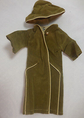 Tressy Fifth Avenue Coat Hat Olive Green American Character Fashion Doll