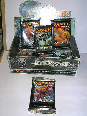 Magic the gathering MTG booster DARKSTEEL sombracier version française neuf!!