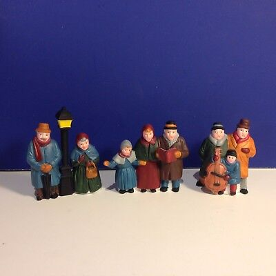 Dept 56 Dickens Village CAROLERS Set of 3 w/box Combine Shipping!