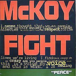 Mckoy - Fight - Right Track Records - 1994 #676367