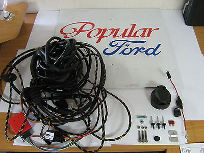 Genuine Ford Transit Tow Bar Electrical Kit 1478484 -  1717409 - 1170104 (X)