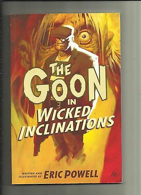 The Goon :In Wicked Inclinations. No 5 . Dark  Horse  Comics.
