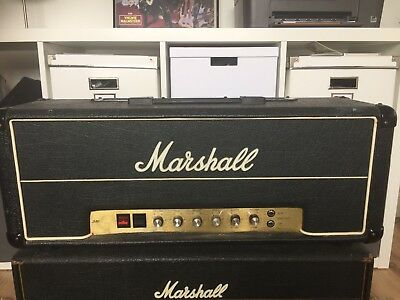 1977 Marshall 100w JMP MK2 2203 Master Volume Head Amplifier - FRESHLY SERVICED