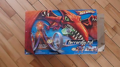 Hot Wheels-Terrordactyl Track Set. FOR PARTS