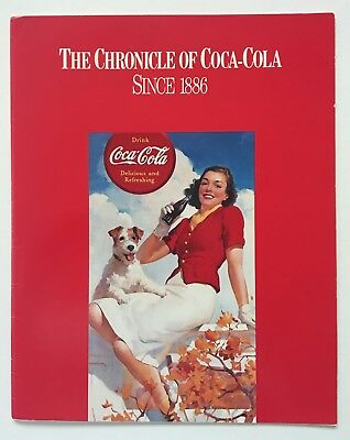 THE CHRONICLE OF COCA-COLA SINCE 1886 24-page reprint from, TIME 1950