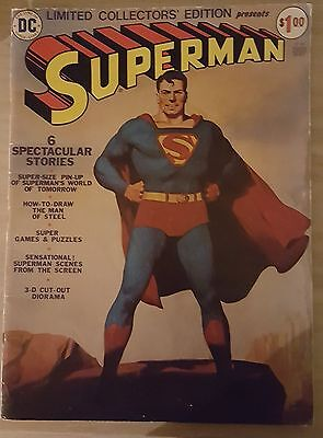 Superman Limited Edition - Large Size !