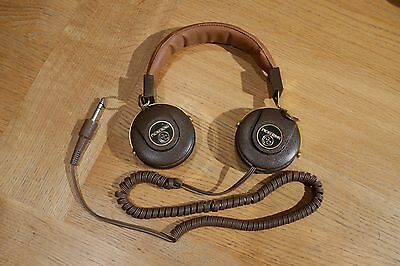 Pickering OA-3 Headphones, Vintage Retro Fully Working, Great Condition