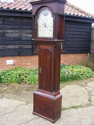 Antique Grandfather Longcase Clock for Restoration