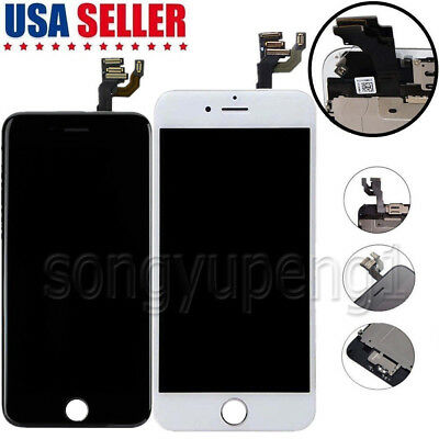 LCD Display Touch Screen Digitizer Assembly for iPhone 6 6S 7 8 Plus USA