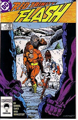 THE FLASH #7 (FN-) 1987 2nd Series