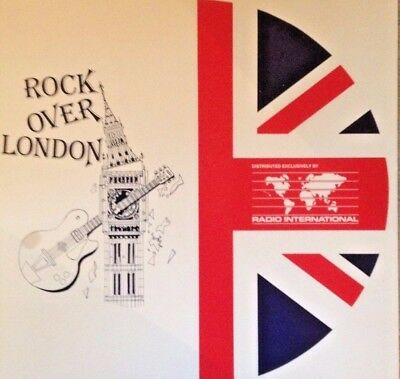 Radio Show:rock Over London 7/6/86 Art Of Noise Interview, David Bowie, Sting