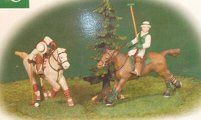 DEPT 56-58529 POLO PLAYERS SET OF 2 DICKENS VILLAGE c