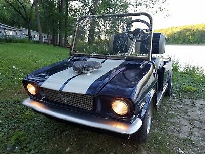 1964 1/2 Ford Mustang Golf Cart FREE SHIPPING! 1965 1966 1967 1968 1969