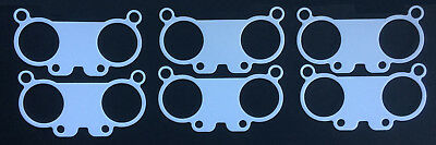 Nissan Skyline Rb26Dett Compatible Thermal Throttle Body Gaskets (6 Off) - Tb142