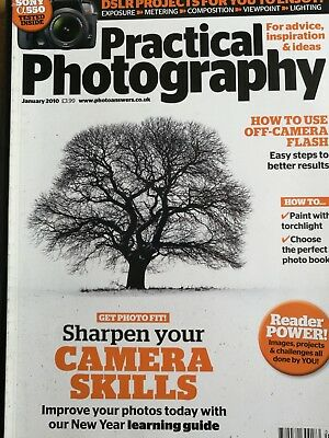 Practical Photography January 2010 magasine