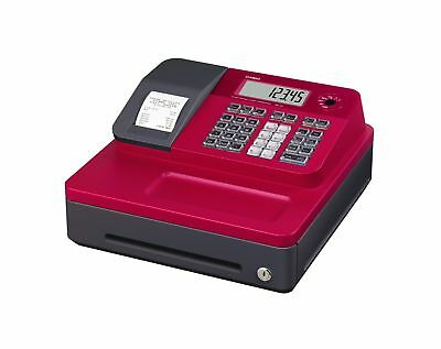 Casio SE-G1SC-RD Electronic Cash Register Red