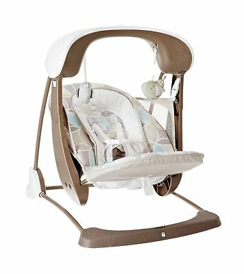 Fisher-Price Deluxe Take Along Swing and Seat Multicolor