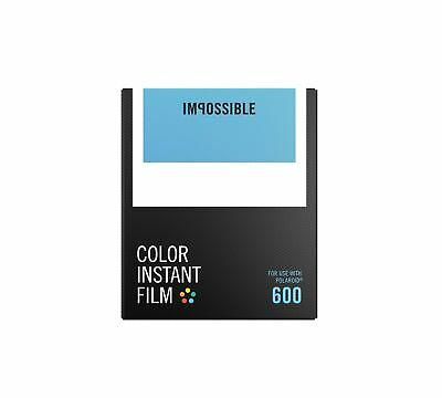 where to buy impossible project film So now anyone can buy new film for their old polaroid 600 cameras  with the impossible project 600 film you need to be careful about exposing it to light right .