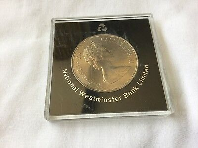 Queen Mother's 80th Birthday Commemorative Coin Uncirculated
