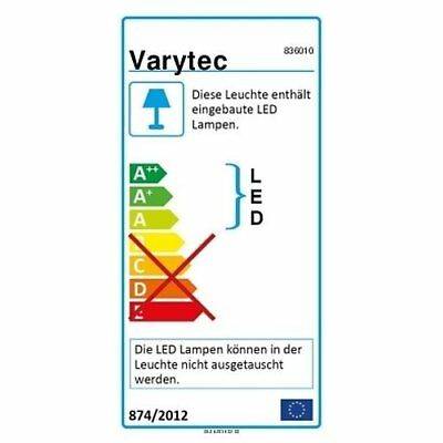 Luz decorativa varytec, Cut Light, 220-240 V, AC/50-60 hz, 207 W 836010