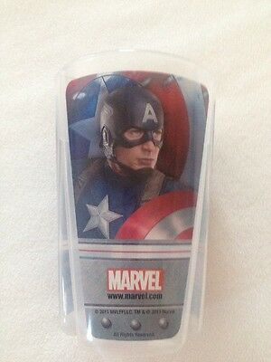 Dunkin Donuts Captain America The First Avenger Three (3) Compartment Cup