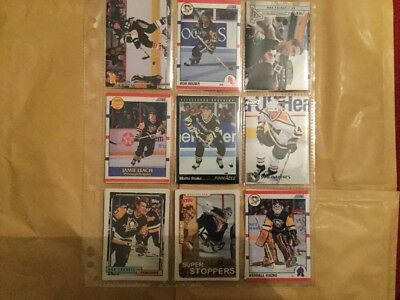 Pittsburgh Penguins, NHL Trading Cards