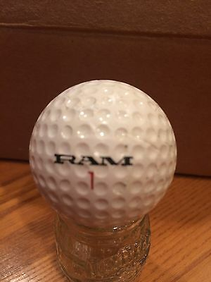 Ram Trajectory 90 Golf Ball, Old Vintage