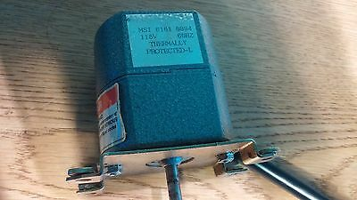 MSI vending replacement ELECTRIC MOTOR 61610894 115V 60HZ SODA  TESTED #1194