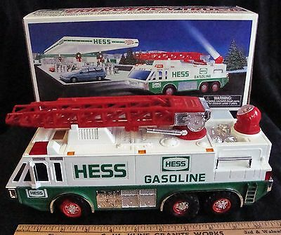 1996 Hess Emergency Truck with Original Box