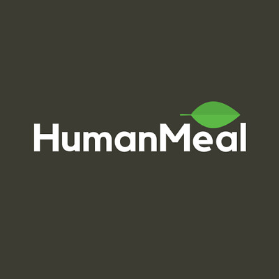HumanMeal.com Brandable Domain Name new business food well being suplements
