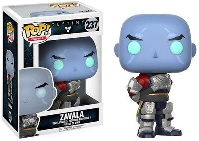 Destiny - Zavala Funko Pop! Games: Toy