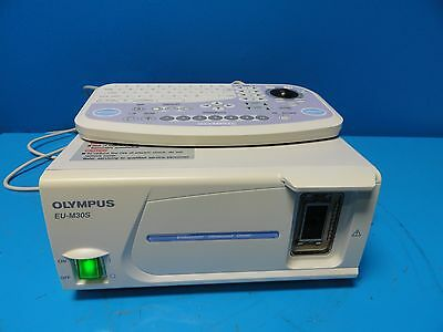 Olympus EU-M30S Endoscopic Ultrasound Center / Processor W/ Keyboard  ~13056