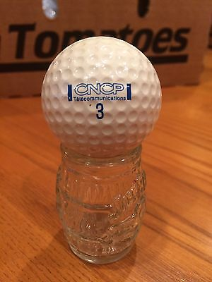 CNCP Telecommunications Logo Golf Ball, Old Vintage