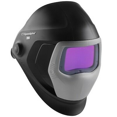 Speedglas 9100XXi Welding Helmet with Helmet Bag And 2 Front Cover Lens'