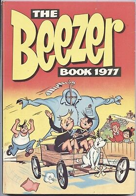 The BEEZER Book 1977 - good condition