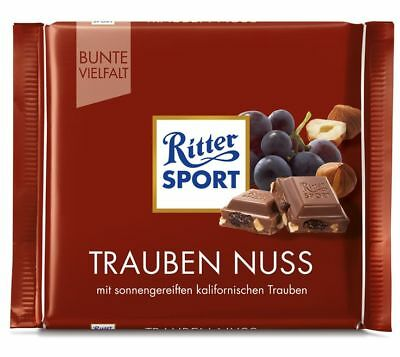 Ritter Sport Grape Nut 100 gr