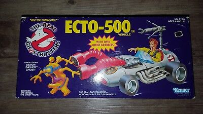 Ecto 500 Ghostbusters Misb / Ovp