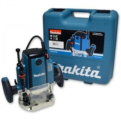 Makita RP2301FCXK 1/2in Plunge Router in Carry Case 240V