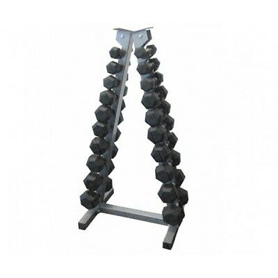 1-10KG Dumbbell Set with stand