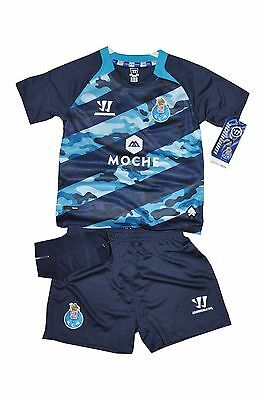 FC Porto Trikot Set Kids jersey full kit Gr. 98 , 2-3 Jahre camouflage Warrior